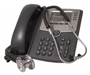 VoIP can help meet the unique communication needs of medical practices
